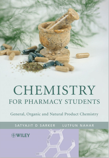 Chemistry for Pharmacy Students General, Organic and Natural Product Chemistry