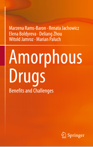 Amorphous Drugs Benefits and Challenges