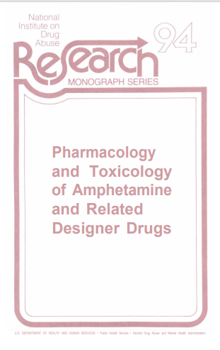 Pharmacology and Toxicology of Amphetamine and Related Designer Drugs